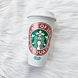 Class of 2020 Starbucks Cup