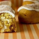 Pumpkin Twinkies With Cream Cheese Marshmallow Filling