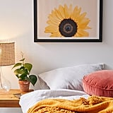 Sisi And Seb Pretty Sunflower Art Print