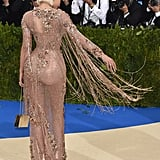 Kylie Jenner Looks Like Donatella Versace's Mini Me at the Met Gala
