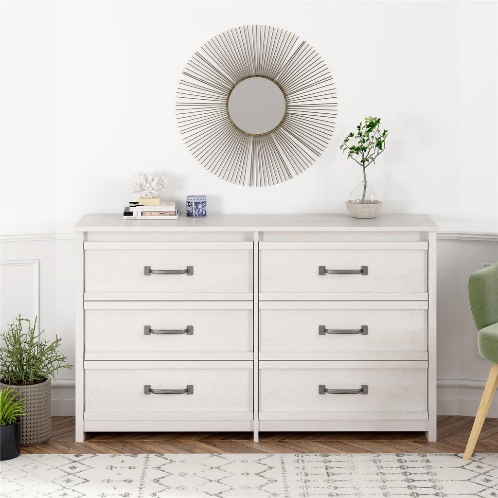 Better Homes & Gardens Emory 6 Drawer Dresser