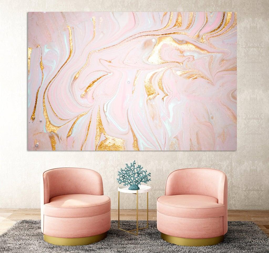 Rose Gold Home Decor