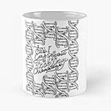 Lizzo Coconut Oil Lyric Coffee Mug