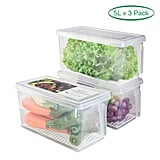 Fridge Storage Container Produce Savers