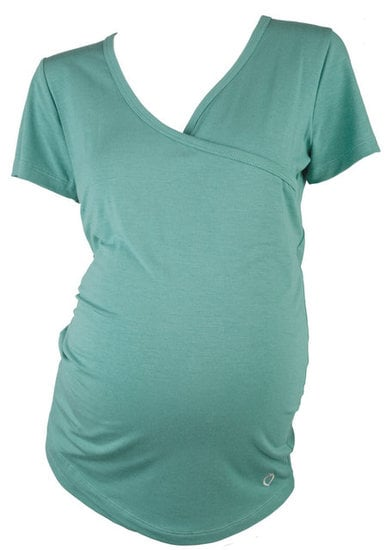 Mountain Mama Maternity & Nursing Tee ($45) at ActivewearUSA.com