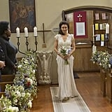 Grey's Anatomy Amelia and Owen's Wedding Pictures