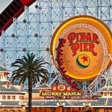Pixar Pier Zoom Background
