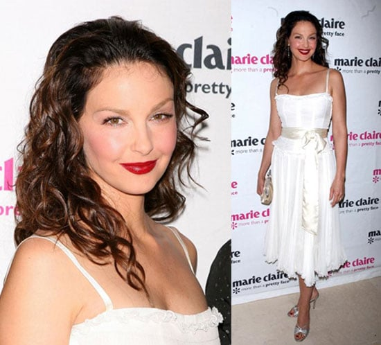 Ashley Judd Gets Sexy For the Ladies