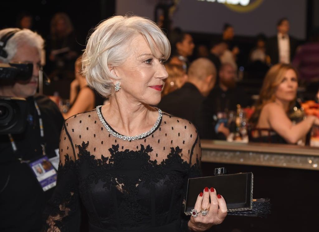 Helen Mirren, Golden Globe Awards
