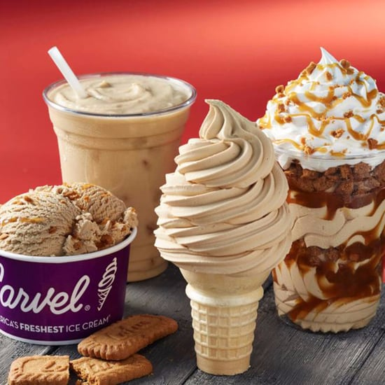 Carvel Cookie Butter Ice Cream