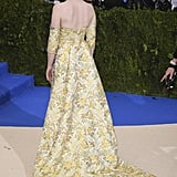 Claire Foy at the 2017 Met Gala