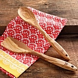The Pioneer Woman Cowboy Rustic Turner and Spoon Set, 2-Pack ($13)
