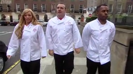 Who Do You Want To Win Celebrity Masterchef?