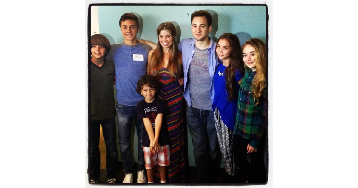 Girl meets world set tour