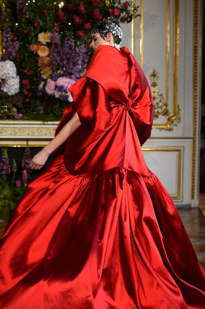 Stunned by the volume and drama of this Alexis Mabille Haute Couture Fall 2013 creation.