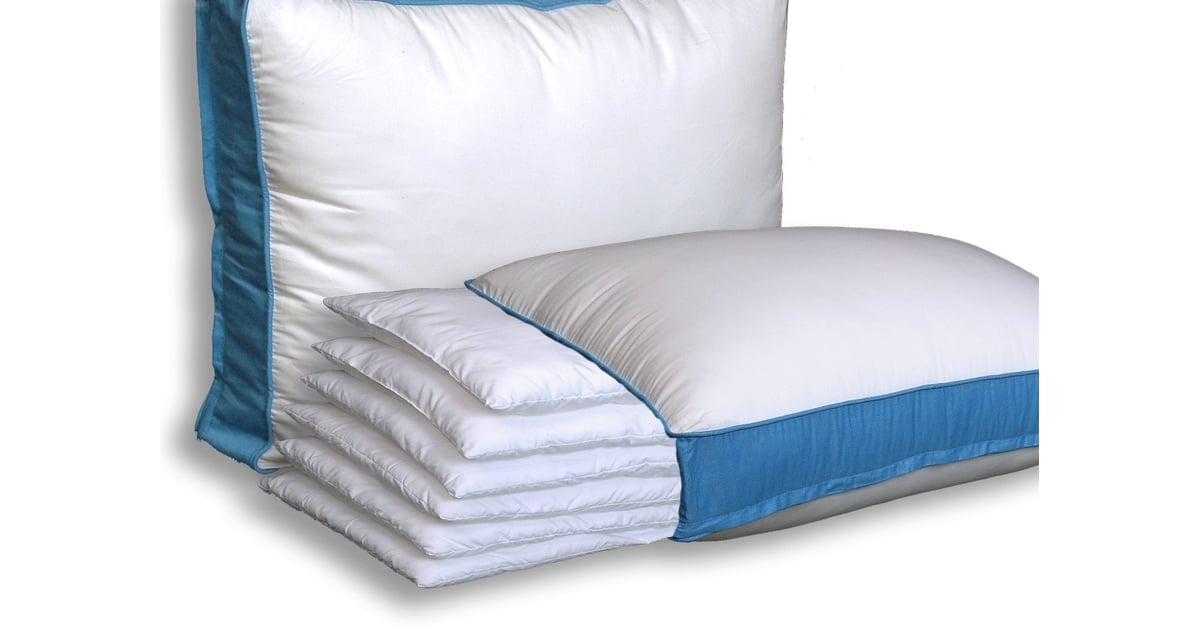 Pancake Pillow Best Sleep Products Popsugar Fitness