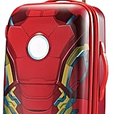 Marvel Iron Man Hardside Spinner Suitcase by American Tourister