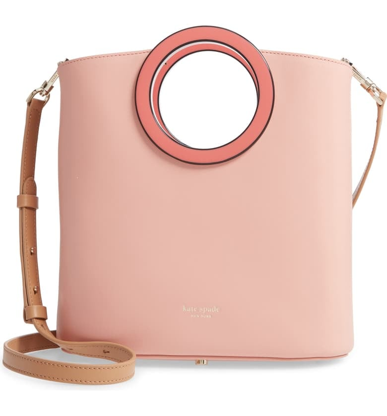 9b3665c8 Kate Spade New York Betty Leather Bucket Bag | Best Deals From ...