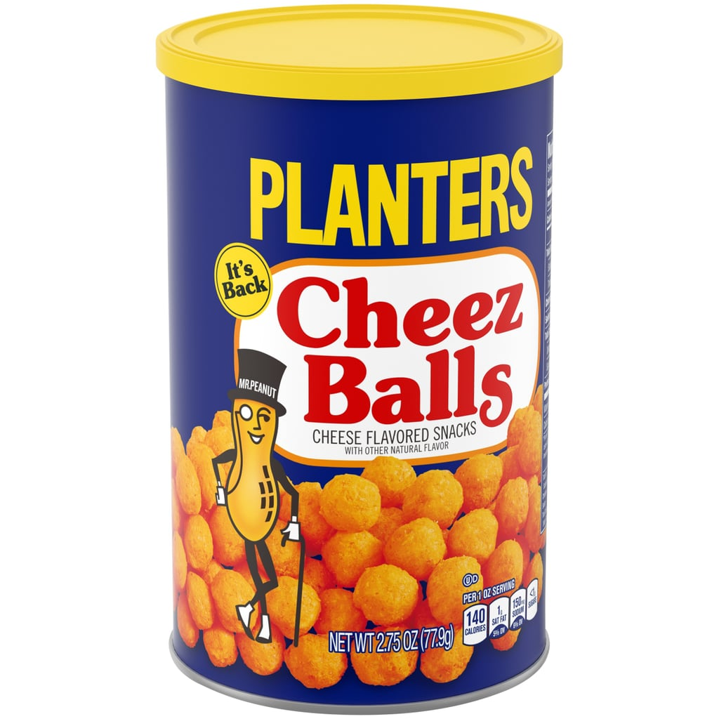 Planters Cheez Balls and Cheez Curls 2018