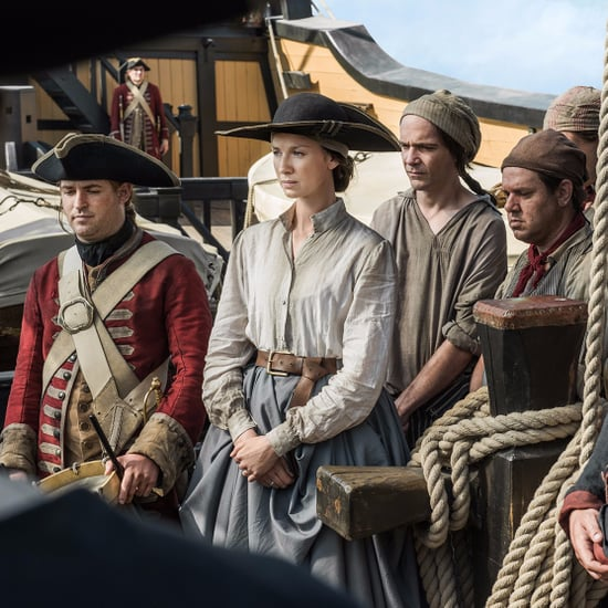 Why Does Claire Jump Off the Porpoise on Outlander?