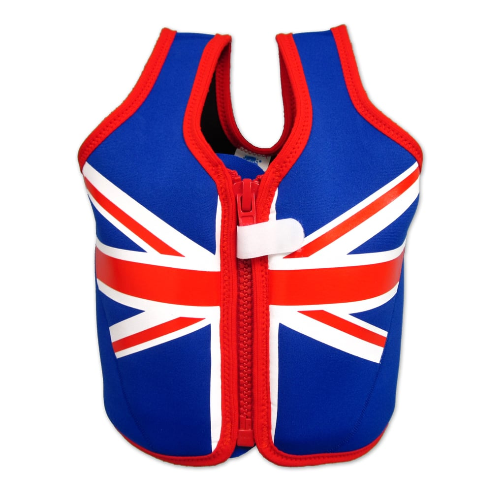 Union Jack Float Jacket ($46)