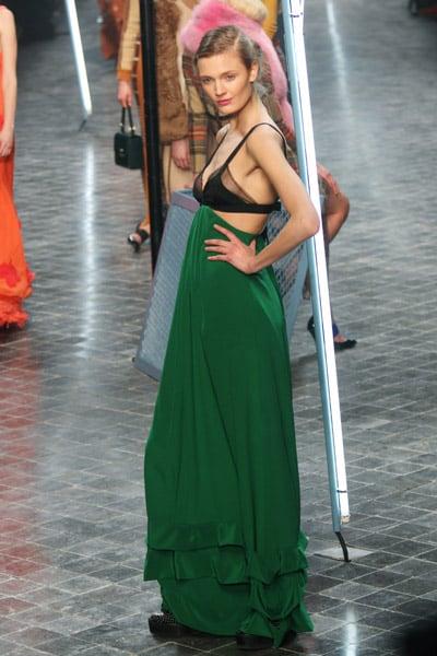 Photos of Sonia Rykiel Autumn Winter 2011 at Paris Fashion Week 2011-03-07 04:10:44
