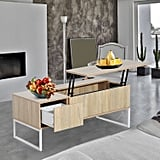 Homcom Modern Lift Top Coffee Table