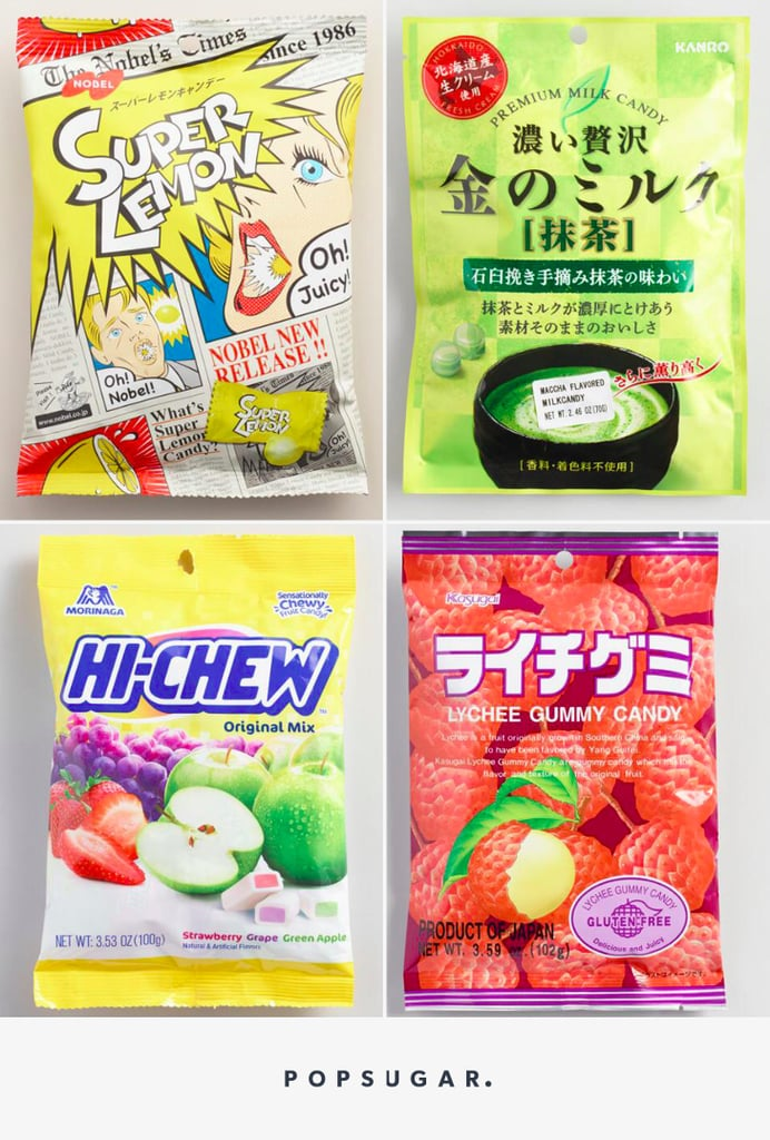 Best Japanese Candy at Cost Plus World Market