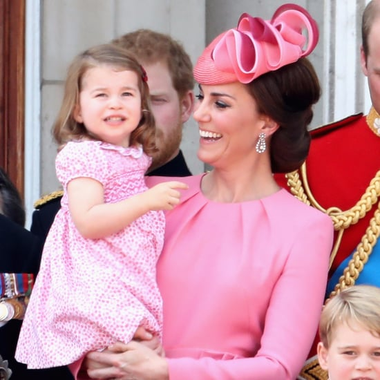 What Is Princess Charlotte's Favourite Colour?
