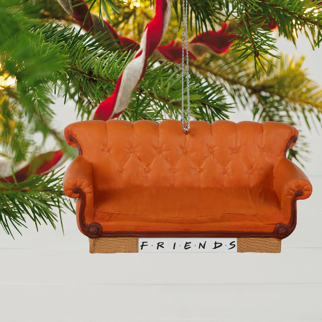 Friends Central Perk Couch Ornament With Sound