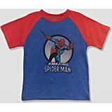 Toddler Boys' Marvel Spider-Man Short Sleeve T-Shirt