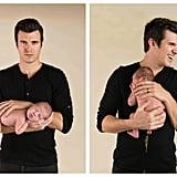 Newborn Photo Shoot Accidents