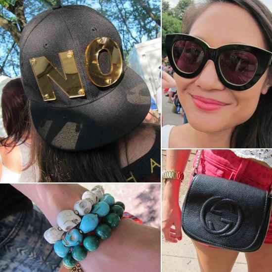 Lollapalooza Accessories 2013