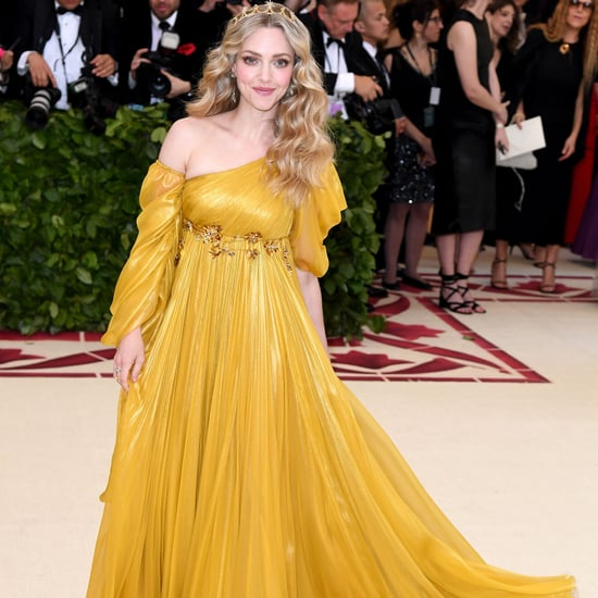 Amanda Seyfried Met Gala Dress 2018