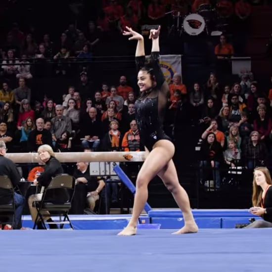 "Sekai Wright's ""Uptown Funk"" Floor Routine February 2019"