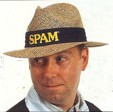 Flashback: Spam Gift Catalog