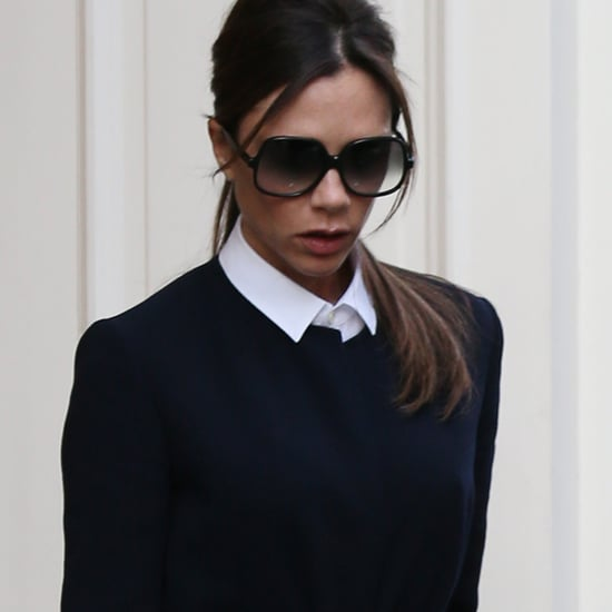 Victoria Victoria Beckham Fall 2016 Instagram Photos