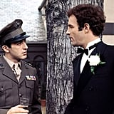 Michael and Sonny Corleone From The Godfather