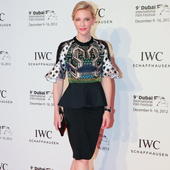 Cate Blanchett to Walk Red Carpet at DIFF 2017
