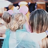 Children are never lost at Disney.