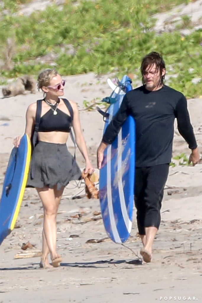 Diane Kruger and Norman Reedus Cutest Pictures