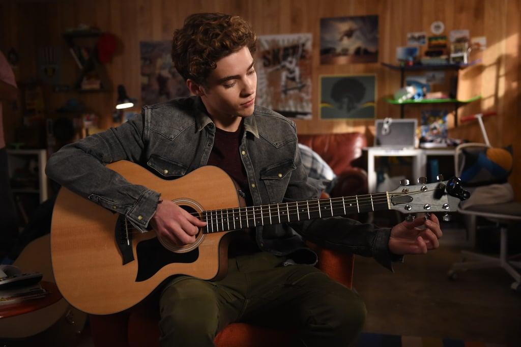 Joshua Bassett Singing Videos