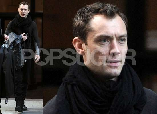 Photos of Jude Law in New York
