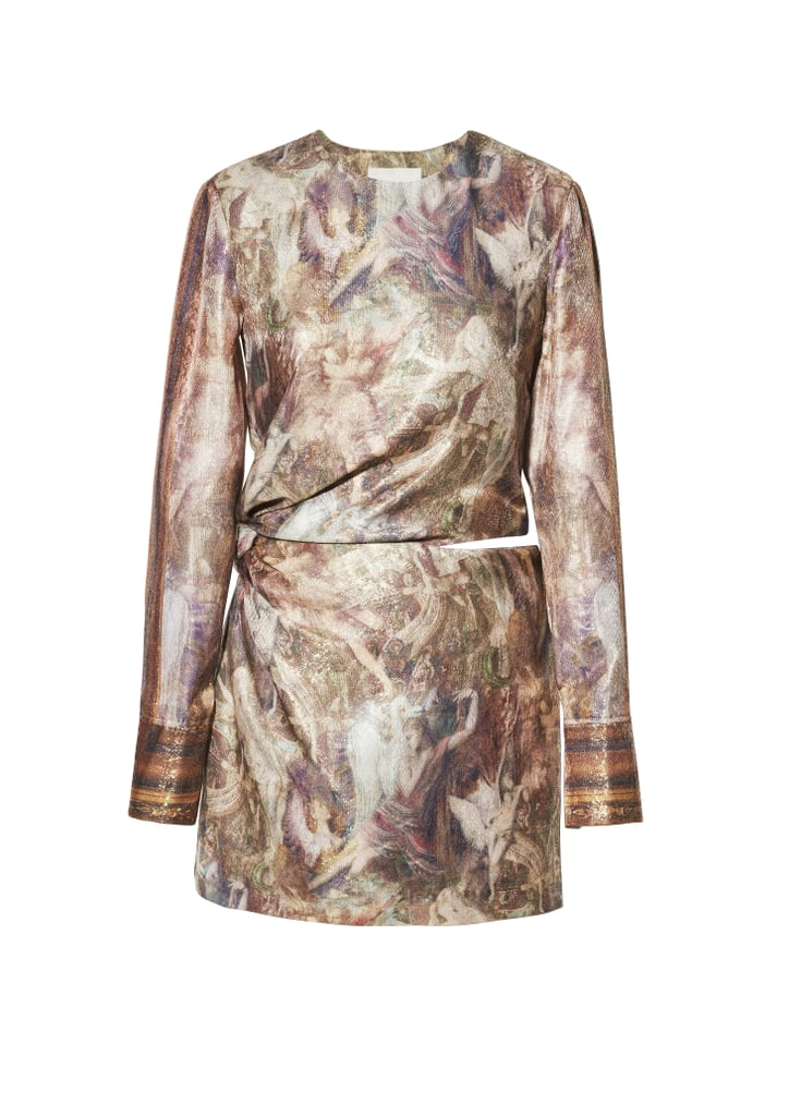 H&M Conscious Collection Lyocell and Silk Dress ($99)