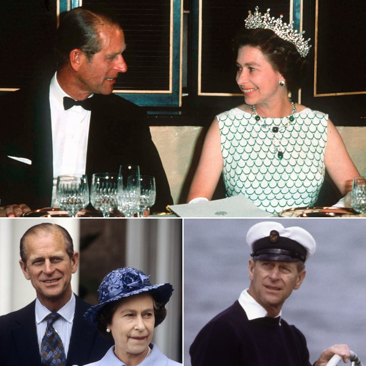 A Look at Charming Prince Philip Through the Years