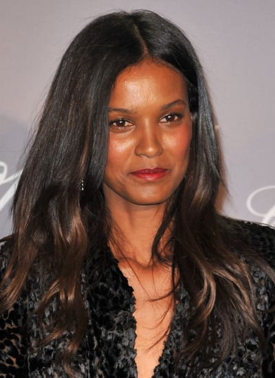 Liya Kebede at the Chopard Trophy Red Carpet