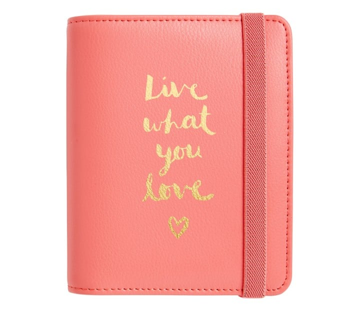 kikki.K 2016 Leather Time Planner