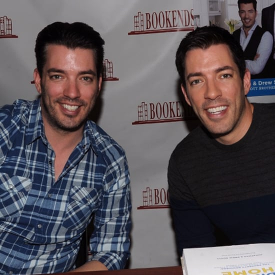 The Property Brothers' Craziest Fan Encounter