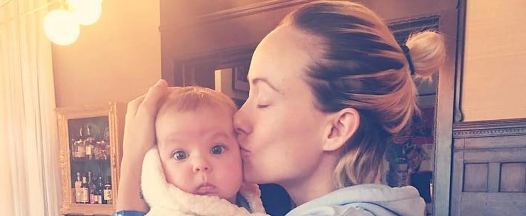 We've Already Been Treated to More Than a Few Snaps of Jason Sudeikis and Olivia Wilde's Baby Girl