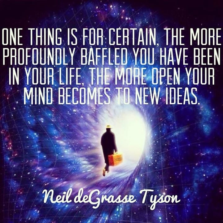 On Opening Your Mind